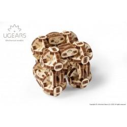 Model Flexi-cubs - Puzzle 3D Modele Mecanice