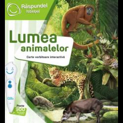CARTE LUMEA ANIMALELOR