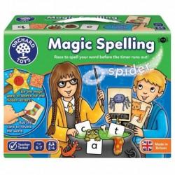 Joc educativ in limba engleza Silabisirea Magica MAGIC SPELLING