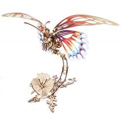 Fluture mecanic - Puzzle 3D Modele Mecanice