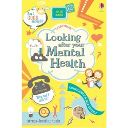 Looking after your mental health , Carte Usborne Engleza