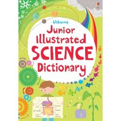 Junior illustrated science dictionary , Carte Usborne Engleza