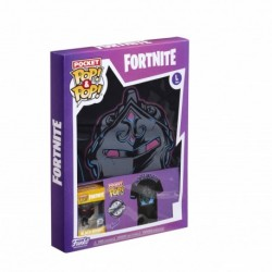 POCKET POP! FORTNITE + TRICOU BLACK KNIGHT XL
