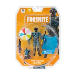 FORTNITE Set supravietuire cu 1 fig. (The Visitor)