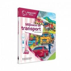 RASPUNDEL ISTETEL CARTE MIJLOACE DE TRANSPORT