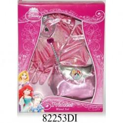 Set de accesorii cu bagheta 4 piese - Disney 3 New Princess