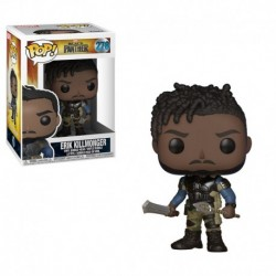 Figurina POP BOBBLE: MARVEL: BLACK PANTHER: KILLMONGER