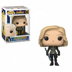 Figurina POP MARVEL: INFINITY WAR - BLACK WIDOW
