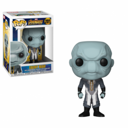 Figurina POP BOBBLE: MARVEL: AVENGERS INFINITY WAR: EBONY MAW