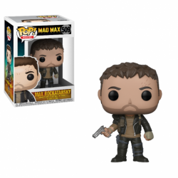 Figurina POP VINYL: MAD MAX: FURY ROAD: MAX W/ GUN