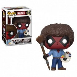 Figurina POP MARVEL: DEADPOOL PLAYTIME - BOB ROSS
