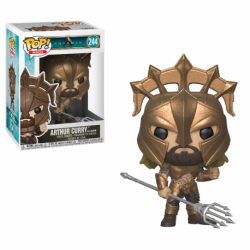 Figurina POP HEROES: AQUAMAN - ARTHUR CURRY AS GLADIATOR