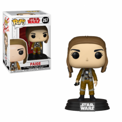 Figurina POP BOBBLE: STAR WARS: E8 TLJ: PAIGE