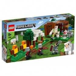 Avanpostul Pillager (21159) LEGO Minecraft