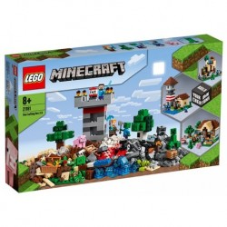 Cutie de crafting 3.0 (21161) LEGO Minecraft