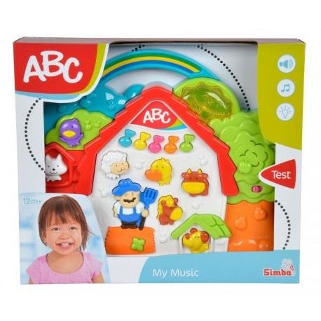 ABC FERMA ANIMALELOR Simba Baby