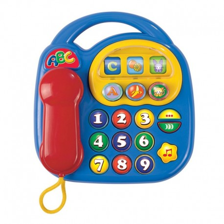 TELEFON BEBE CU BATERII Simba Baby