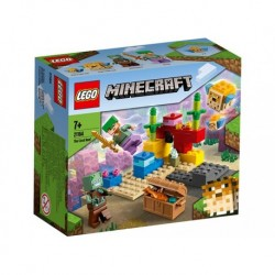 Reciful de corali LEGO Minecraft