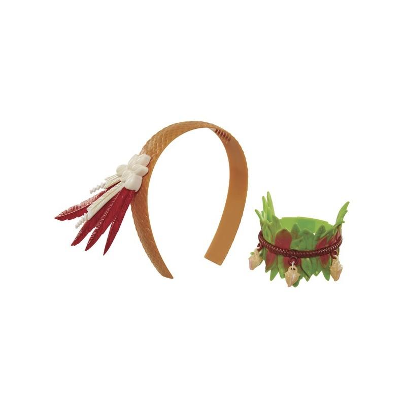 set accesorii pentru fete vaiana disney moana