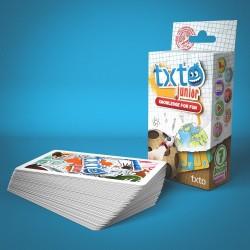Joc de societate carti cu litere Txto Junior